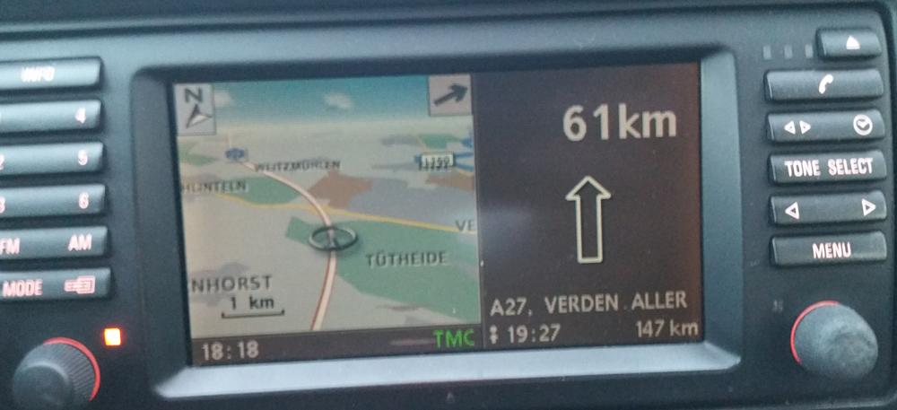 Navigation E46 E39 E83